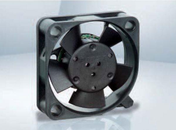Вентилятор осевой DC,   252 N