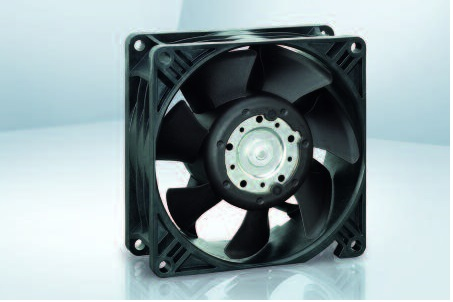 Вентилятор осевой DC,   3258 J/2 HP