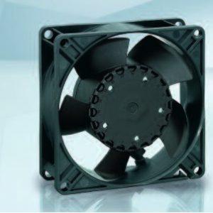 Вентилятор осевой DC,   3312 NL