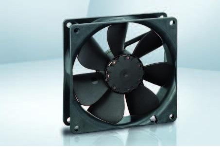 Вентилятор осевой DC,   3412 NGH