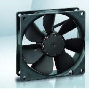 Вентилятор осевой DC,   3412 NGME
