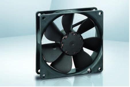 Вентилятор осевой DC,   3412 NGMV