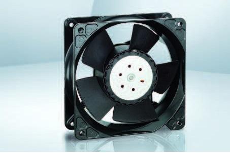 Вентилятор осевой DC,   4114 N/2 H8P