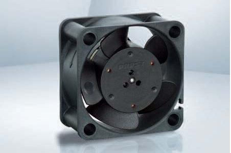 Вентилятор осевой DC,   412
