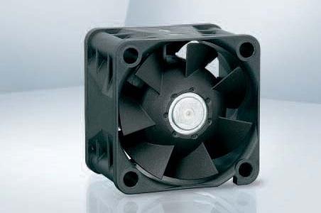 Вентилятор осевой DC,   424 JM