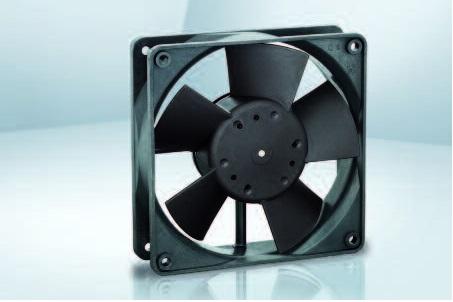 Вентилятор осевой DC,   4312 GM