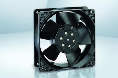 Вентилятор осевой AC, 4600 N