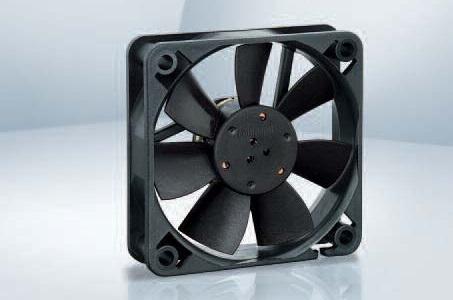 Вентилятор осевой DC,   612 FL-680
