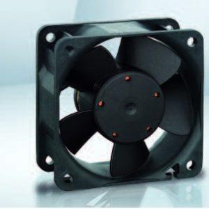 Вентилятор осевой DC,   612 NMLE