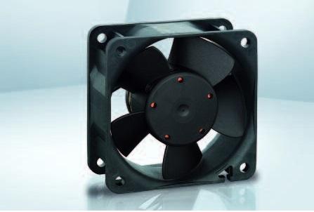 Вентилятор осевой DC,   614 NHH