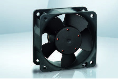 Вентилятор осевой DC,   614 NL