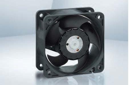Вентилятор осевой DC,   624/2 H3P