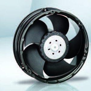 Вентилятор осевой DC,   6314/2 MP