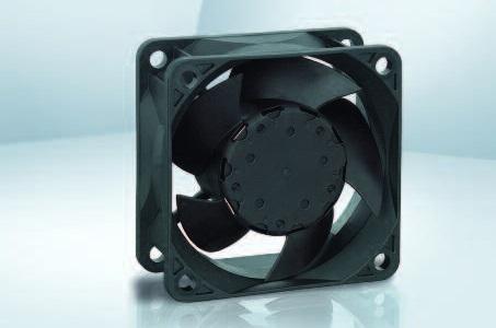 Вентилятор осевой DC,   634 HHU