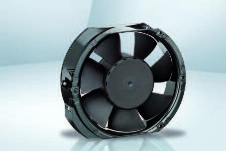 Вентилятор осевой DC,   6448 TDHH