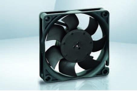 Вентилятор осевой DC,   714 F