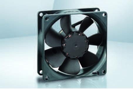 Вентилятор осевой DC,   8412 NH