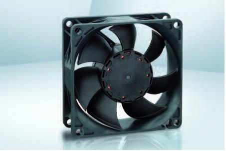 Вентилятор осевой DC,   8452/2 GHHP