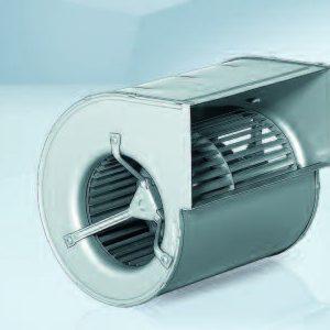 Центробежные DC вентиляторы
