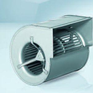 Вентилятор центробежный DC, D1G 133-DC13 -52