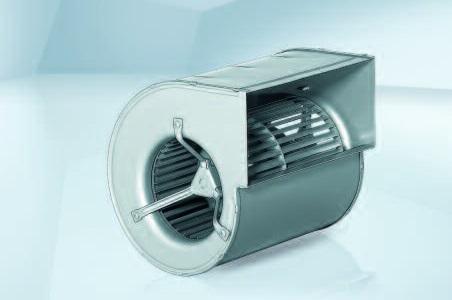 Вентилятор центробежный DC, D1G 133-DC17 -52