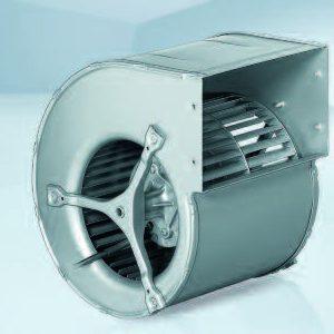 Вентилятор центробежный DC, D1G 160-DA33 -52
