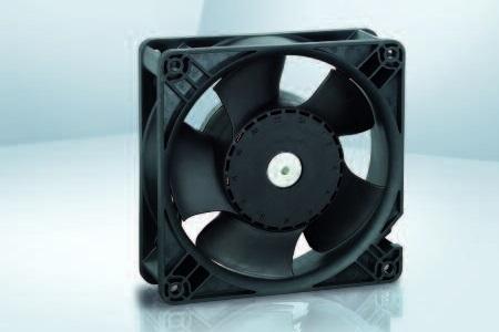 Вентилятор осевой DC,   DV 4114 N