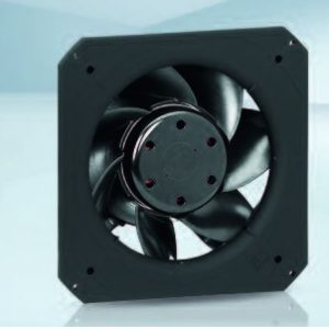Вентилятор осевой DC,   K1G 200-AD37-02