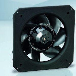 Вентилятор осевой AC, K2E 200-AA12 -01
