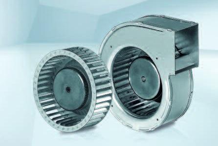 Вентилятор центробежный DC, R1G 133-AE19 -02