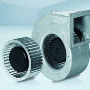 Вентилятор центробежный DC, R1G 146-AA07 -52