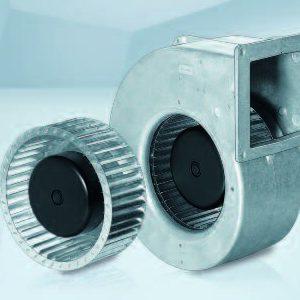 Вентилятор центробежный DC, R1G 160-AH29 -52