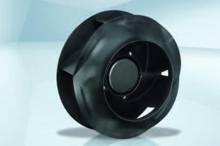 Вентилятор центробежный DC, R3G 310-RN98 -02