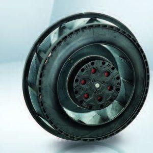 Вентилятор центробежный AC, RER 160-28/06S