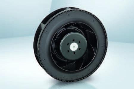 Вентилятор центробежный DC, RER 160-28/18 N