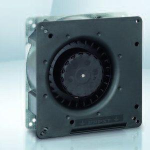 Вентилятор центробежный DC, RG 90-18/12 N