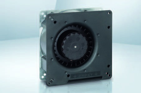 Вентилятор центробежный DC, RG 90-18/18 N