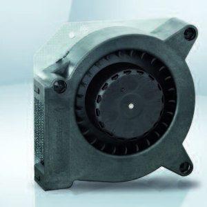 Вентилятор центробежный DC, RL 90-18/12 N