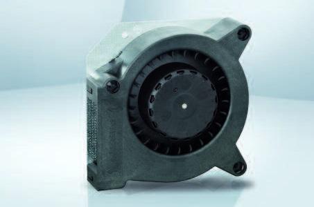Вентилятор центробежный DC, RL 90-18/14 NG