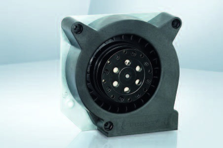 Вентилятор центробежный AC, RL 90-18/56