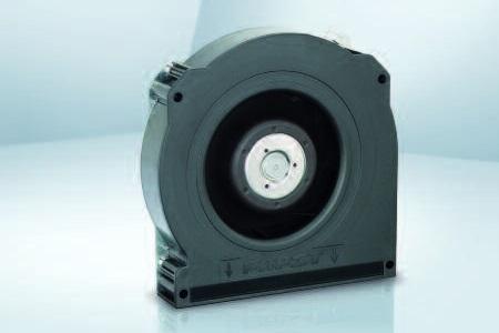 Вентилятор центробежный DC, RLF 100-11/18