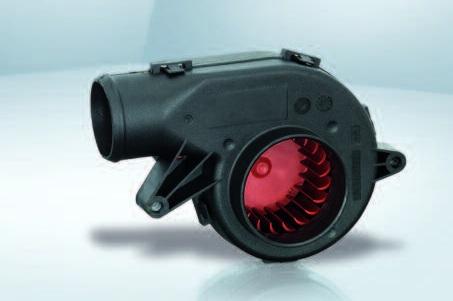 Вентилятор центробежный DC, RV 40-18/12 H